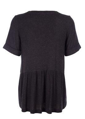 Libertine Libertine - T-shirt - Aight - Mørkegrå Melange
