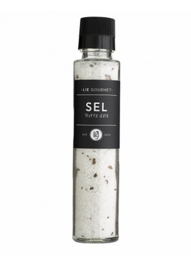 Lie Gourmet - Deli - Spice in Grinder - Salt with truffle