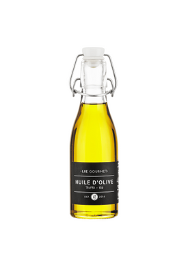 Lie Gourmet - Oil/Vinegar - Olie/Eddike - Organic olive oil with truffle