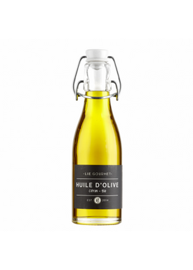 Lie Gourmet - Oil/Vinegar - Olie/Eddike - Organic olive oil with lemon