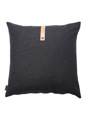 Louise Smærup - Tonicwater - Wool - Dark Grey Wool - 65 x 65