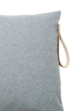 Louise Smærup - Tonicwater - Wool - Light Grey Wool - 80 x 50