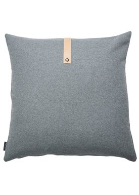 Louise Smærup - Tonicwater - Wool - Light Grey Wool - 65 x 65