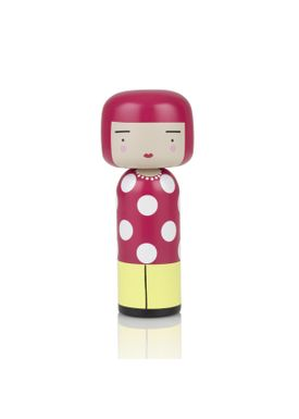 Lucie Kaas - Figure - Sketch.inc Kokeshi dolls - Dot