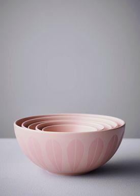 Lucie Kaas - Bowl - Lotus Bowl - Extra Large - Nude