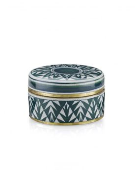 Lucie Kaas - Vase - Matee Canisters - Small - Green pines