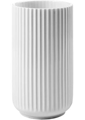 Lyngby Porcelæn - Vase - Lyngby vase - White - 25 cm
