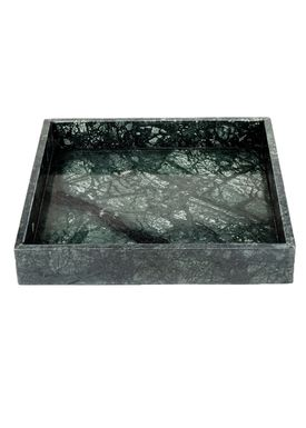Nordstjerne - Tray - Marble Tray Large - Green Marble