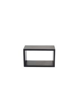 Mater - Hylla - Box System - Extra Small - Black