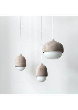 Mater - Lamp - Terho Pendant Lamp - Light Wood Medium