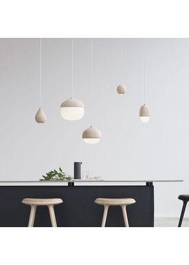 Mater - Lamp - Terho Pendant Lamp - Light Wood Small