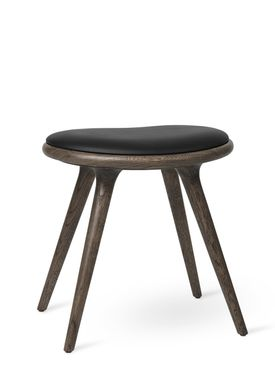 Mater - Stool - Low Stool 47 - Sirka Grey Stained Oak