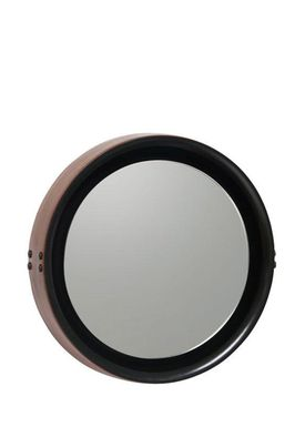 Mater - Mirror - Sophie Mirror - Black stained mango wood with