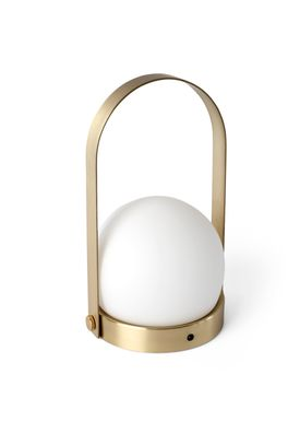 MENU - Lamp - Carrie LED Lamp - Brushed Brass