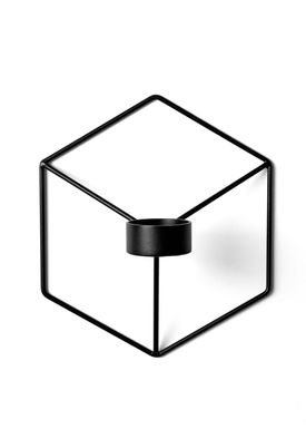 MENU - Candle Holder - POV Wall - Black