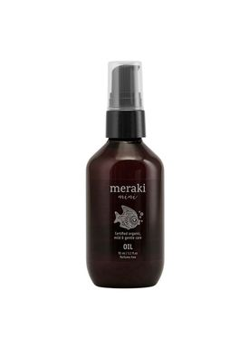 Meraki - Body Lotion - MINI - Lotion, Oil, Zinc Lotion - Oil
