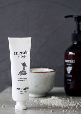Meraki - Body Lotion - MINI - Lotion, Oil, Zinc Lotion - Zinc Lotion