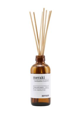 Meraki - Fragrance Spray - Diffuser - Sandcastles & Sunsets