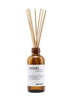 Meraki - Duftspray - Diffuser - Nordic Pine