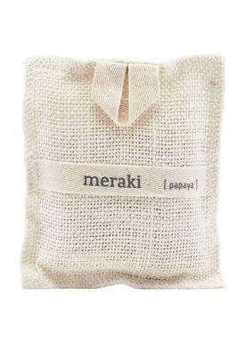 Meraki - Sæbe - Bath Mitt - Papaya
