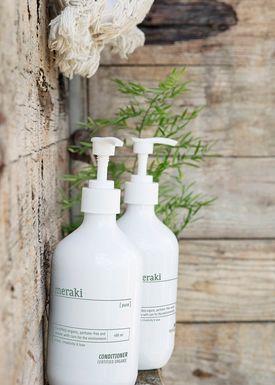 Meraki - Soap - PURE - Shampoo, Conditioner, Body Wash, Body Lotion - Conditioner