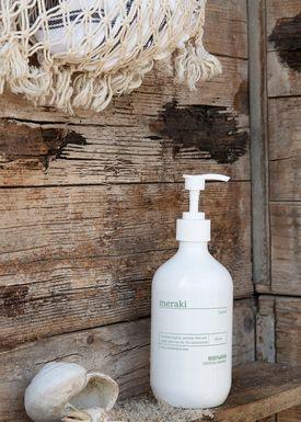 Meraki - Soap - PURE - Shampoo, Conditioner, Body Wash, Body Lotion - Body Wash