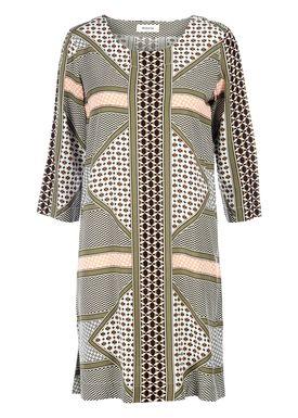 Modström - Dress - Villa Dress - African Scarf Print