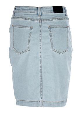 Modström - Skirt - Shadi Skirt - Vintage Denim