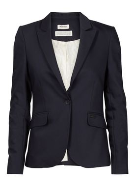 Mos Mosh - Blazer - Blake Night Blazer - Black