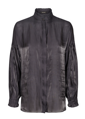 Mos Mosh - Blouse - Maude Shirt - Black