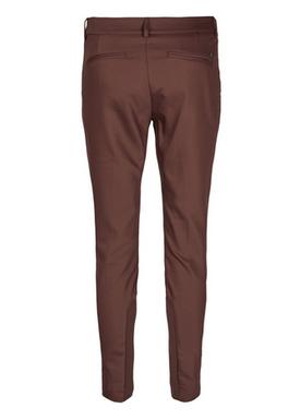Mos Mosh - Pants - Blake Night Pants - Chocolate