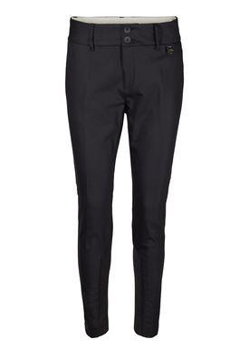 Mos Mosh - Pants - Blake Night Pants - Black