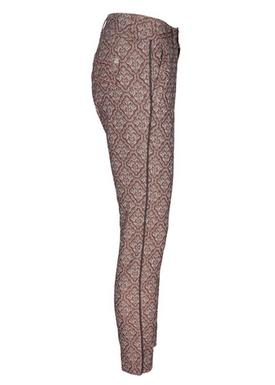 Mos Mosh - Pants - Tuxen Versailles Pant - Syrah Red
