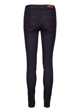Mos Mosh - Jeans - Athena Super Skinny Jeans - Dark Blue