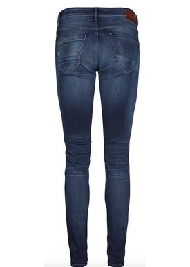 Mos Mosh - Jeans - Jade Cosy Jeans - Dark Blue Denim