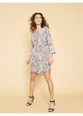 635099a156e3 ... Mos Mosh - Dress - Elaine Vita Dress - Sage Green Print
