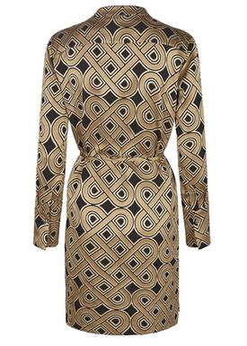 Mos Mosh - Dress - Lipa Dress - Golden Print