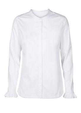 Mos Mosh - Shirt - Mattie Shirt - White