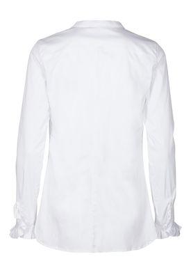 Mos Mosh - Skjorta - Mattie Shirt - White