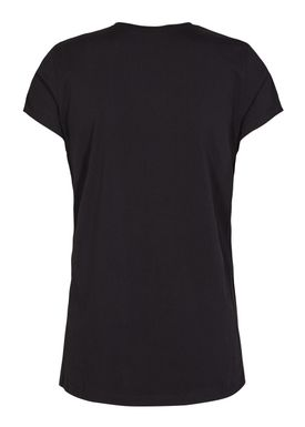Mos Mosh - T-shirt - Crave Rivet Tee - Black
