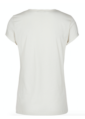 Mos Mosh - T-shirt - Holden Tee - Offwhite