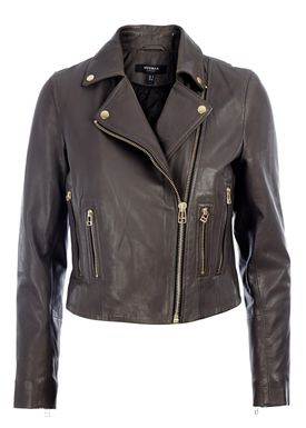 Muubaa - Jacket - Harrier Biker - Nougat