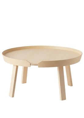 Muuto - Table - Around Table - Large - Ash