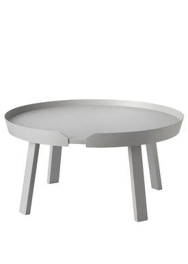 Muuto - Table - Around Table - Large - Grey