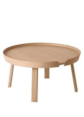 Muuto - Table - Around Table - Large - Oak