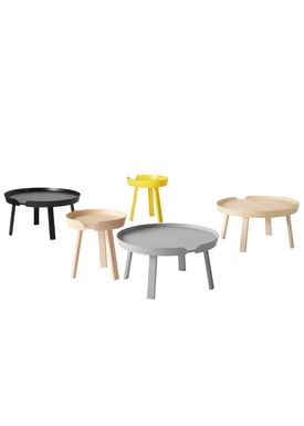 Muuto - Table - Around Table - Small - Ash