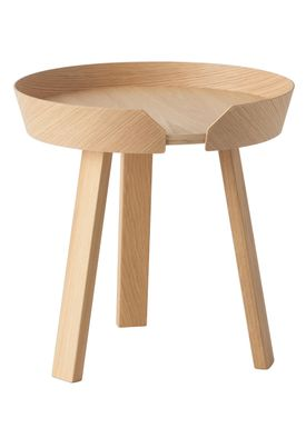 Muuto - Table - Around Table - Small - Oak