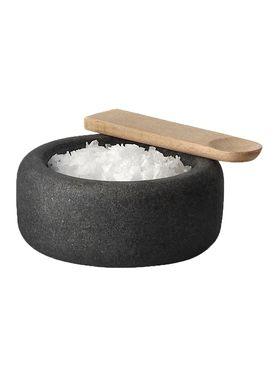 Muuto - Jar - One Salt Cellar - Grey Granite