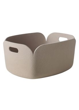 Muuto - Basket - Restore Basket - Sand