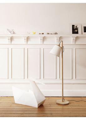 Muuto - Lamp - Pull - Hvid